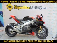 USED 2011 61 APRILIA RSV4 FACTORY A-PRC  GOOD & BAD CREDIT ACCEPTED, OVER 500+ BIKES