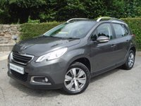 USED 2016 65 PEUGEOT 2008 1.6 BLUE HDI ACTIVE 5d 75 BHP - ONLY 5000 MILES! ** 1 OWNER + 5,000 MILES + DAB RADIO **