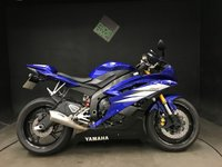 USED 2007 56 YAMAHA YZF R6 07. 10914. FSH. SCORPION CAN. SEAT COWL. LEVERS