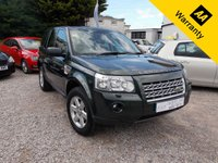 2007 LAND ROVER FREELANDER 2.2 TD4 GS 5d 159 BHP £6595.00