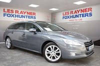 USED 2011 11 PEUGEOT 508 2.0 ALLURE SW HDI 5d 140 BHP Panoramic Roof , Parking sensors , Half Leather, Heated front seats