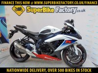 USED 2010 10 SUZUKI GSXR750 L0  GOOD & BAD CREDIT ACCEPTED, OVER 500+ BIKES