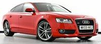 USED 2010 59 AUDI A5 3.0 TDI SE Sportback S Tronic Quattro 5dr Full Audi History, Great Spec!
