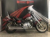 USED 1993 K YAMAHA XV750 VIRAGO 750cc NATIONWIDE DELIVERY AVAILABLE