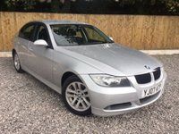 USED 2007 07 BMW 3 SERIES 2.0 320D SE 4d 161 BHP ****FINANCE ARRANGED****