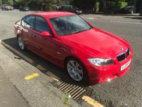 USED 2008 08 BMW 3 SERIES 2.0 320D M SPORT 4d 174 BHP PRICE INCLUDES A 6 MONTH RAC WARRANTY, 1 YEARS MOT WITH AND 12 MONTHS FREE BREAKDOWN COVER