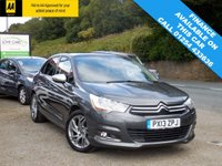 2013 CITROEN C4 1.6 HDI SELECTION 5d 115 BHP £5950.00