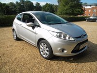 USED 2011 11 FORD FIESTA 1.4 ZETEC 16V 3d 96 BHP Alloy Wheels, Rear Parking Sensors,