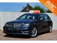 2013 MERCEDES-BENZ C CLASS 2.1 C220 CDI BLUEEFFICIENCY AMG SPORT 5d 168 BHP £15000.00
