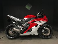 2009 YAMAHA R6 09. 14K. TAIL TIDY. R&G BUNGS. 3 KEYS. META ALARM £5499.00