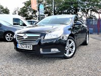 USED 2013 63 VAUXHALL INSIGNIA 2.0 EXCLUSIV CDTI 5d 128  +++ FINANCE AVAILABLE+++