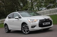 2012 CITROEN DS4  1.6 HDi DStyle 5dr £6491.00