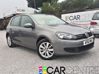 USED 2011 61 VOLKSWAGEN GOLF 1.6 MATCH TDI 5d 103 BHP 2 PREVIOUS OWNERS + FSH