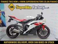 USED 2008 08 YAMAHA R6  GOOD & BAD CREDIT ACCEPTED, OVER 500+ BIKES