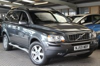 USED 2009 59 VOLVO XC90 2.4 D5 ACTIVE AWD 5d 185 BHP