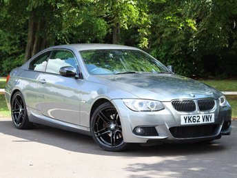 2012 BMW 3 SERIES 2.0 320D SPORT PLUS EDITION 2dr AUTO £14995.00