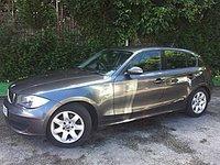 2007 BMW 1 SERIES 1.6 116I 5d 114 BHP £4995.00