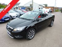 USED 2009 09 FORD FOCUS 2.0 CC2 2d 135 BHP THIS VEHICLE IS AT SITE 1 - TO VIEW CALL US ON 01903 892224