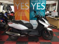 USED 2015 65 KYMCO DOWNTOWN 300cc NATIONWIDE DELIVERY AVAILABLE