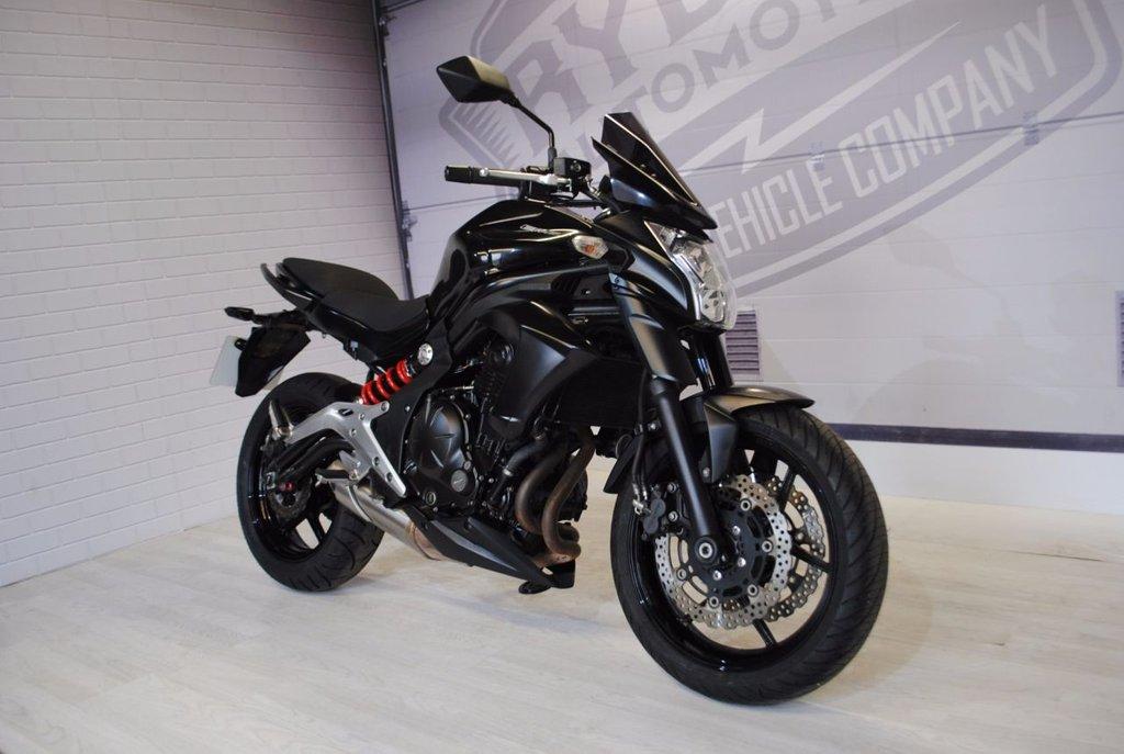 2013 Kawasaki Er 6n Er 650 Eds 3850