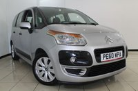 USED 2010 60 CITROEN C3 PICASSO 1.6 PICASSO VTR PLUS HDI 5DR 90 BHP SERVICE HISTORY + AIR CONDITIONING + CRUISE CONTROL + RADIO/CD + 16 INCH ALLOY WHEELS