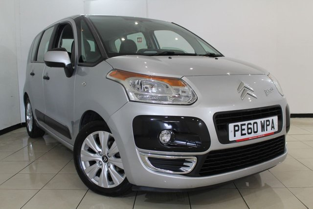 View our 2010 60 CITROEN C3 PICASSO 1.6 PICASSO VTR PLUS HDI 5DR 90 BHP