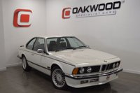USED 1984 B BMW 6 SERIES 3.4 635CSI *LOW MILES* GREAT INVESTMENT
