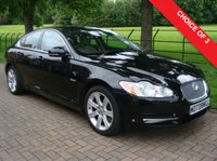 2009 JAGUAR XF 3.0 V6 LUXURY 4d AUTO 240 BHP £10990.00