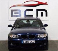 2007 BMW 1 SERIES 2.0 118I M SPORT 3d 141 BHP £SOLD