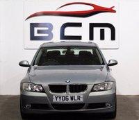2006 BMW 3 SERIES 2.0 318D SE 4d 121 BHP £3500.00