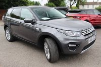 2015 LAND ROVER DISCOVERY SPORT 2.0 TD4 HSE 5d AUTO 180 BHP £28995.00
