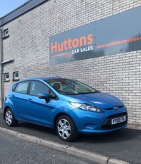 USED 2009 09 FORD FIESTA 1.4 STYLE PLUS 5d 96 BHP