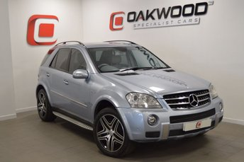 View our MERCEDES-BENZ ML 63 AMG