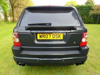 USED 2007 07 LAND ROVER RANGE ROVER SPORT  PROJECT KAHN 3.6 TDV8 HSE 5DR AUTO AMAIZING SPEC WITH KHAN BODY KIT