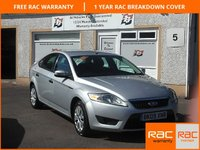 USED 2009 09 FORD MONDEO 1.8 EDGE TDCI 5d 124 BHP 6 Service Stamps , Bluetooth , Cruise control