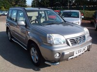 USED 2001 51 NISSAN X-TRAIL 2.0 SE PLUS 5d 139 BHP AFFORDABLE FAMILY 4X4 IN EXCELLENT CONDITION, DRIVES SUPERBLY WITH EXCELLENT SERVICE HISTORY , GREAT SPEC !!!!