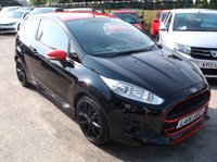 USED 2016 16 FORD FIESTA 1.0 ZETEC S BLACK EDITION 3d 139 BHP AFFORDABLE FAMILY CAR IN EXCELLENT CONDITION, DRIVES SUPERBLY WITH EXCELLENT SERVICE HISTORY,  GREAT SPEC !!!!