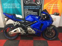 USED 2005 55 HONDA CBR600RR 599cc NATIONWIDE DELIVERY AVAILABLE
