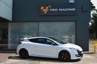 USED 2012 12 RENAULT MEGANE 2.0 RENAULTSPORT 16V 3d 300 BHP FULL LEATHER RECAROS, SAT NAV, XENON HEADLIGHTS, CUP CHASSIS, UPGRADES TO 300BHP