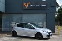USED 2011 61 RENAULT CLIO 2.0 RENAULTSPORT SILVERSTONE GP 3d 200 BHP LIMITED EDITION  - 1 OF 50 UK CARS, RECAROS, CUP CHASSIS, CUP SPOILER, CAMBELT CHANGED