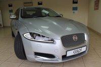 2011 JAGUAR XF 2.2 D SE 4d AUTO 190 BHP SALOON £12250.00