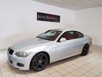 USED 2012 62 BMW 3 SERIES 2.0 320D M SPORT 2d 181 BHP