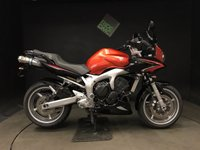 2010 YAMAHA FZ 6 S2. FAZER. 2010. 16614. FSH. 1 OWNER. EXCELLENT CONDITION £3250.00