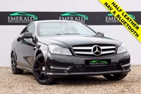 """USED 2012 12 MERCEDES-BENZ C CLASS 1.8 C180 BLUEEFFICIENCY AMG SPORT 2d 156 BHP **£0 DEPOSIT FINANCE AVAILABLE**SECURE WITH A £99 FULLY REFUNDABLE DEPOSIT** SATELLITE NAVIGATION, BLUETOOTH CONNECTION, HALF LEATHER UPHOLSTERY, CRUISE CONTROL, AIR CON, DUAL CLIMATE CONTROL, PARKING SENSORS FRONT & REAR, 18"""" ALLOYS, PRIVACY GLASS, FULL SERVICE HSITORY"""