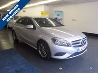 USED 2013 13 MERCEDES-BENZ A CLASS 1.6 A180 BLUEEFFICIENCY SPORT 5d 122 BHP 1 OWNER, FULL MERCEDES SERVICE HISTORY, GREAT SPEC