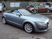 USED 2008 08 AUDI TT Roadster 3.2 QUATTRO S 2d AUTO 250 BHP POWER HOOD+LEATHER HEATED SEAT