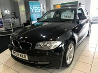 USED 2008 08 BMW 1 SERIES 2.0 118D EDITION ES 3d 141 BHP