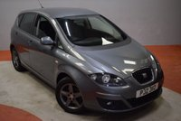2014 SEAT ALTEA I TECH CR TDI ECOMOTIVE AUTOMATIC £8900.00