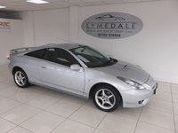 USED 2004 54 TOYOTA CELICA 1.8 VVT-I 3d 140 BHP Great Looking With Full History & MOT Until 24.7.27