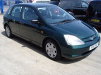 2001 HONDA CIVIC}